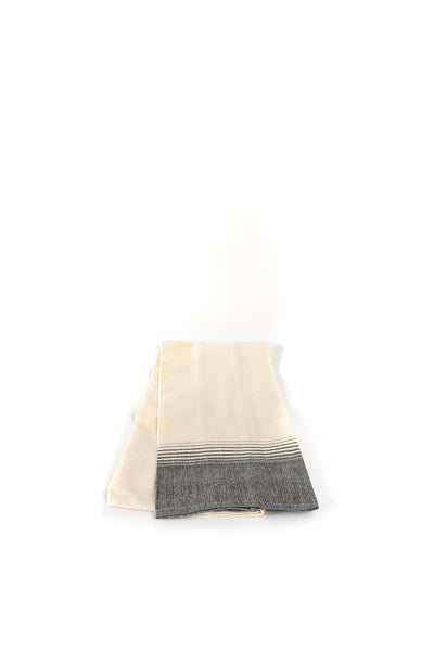 cotton strip hand towel