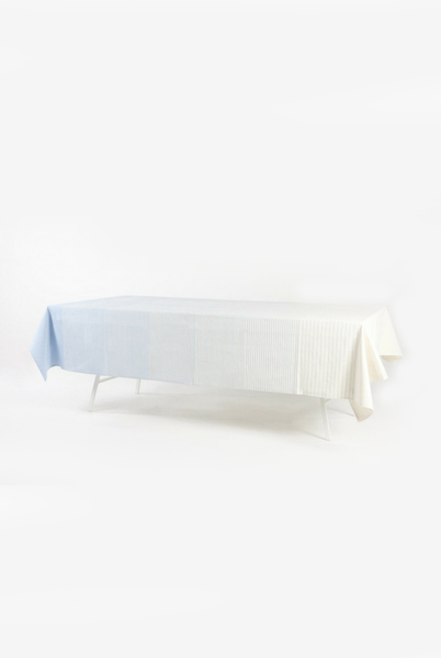 Gradient Blue Tablecloth