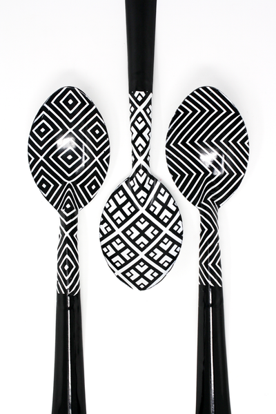 MX Iconography Serving Spoon