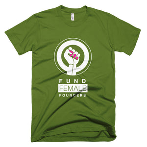 Fund Female Founders - 0.1 Limited Edition Unisex T Shirt