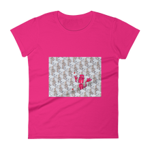 0.2 - The Naughty Robots - Fund Female Founders Limited Edition Ladies Tee