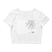 0.2 - The Naughty Robots - Fund a Founder Limited Edition Cropped Tee