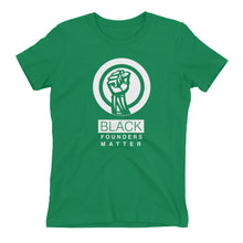 Black Founders Matter - 0.1 Limited Edition Women's T-shirt