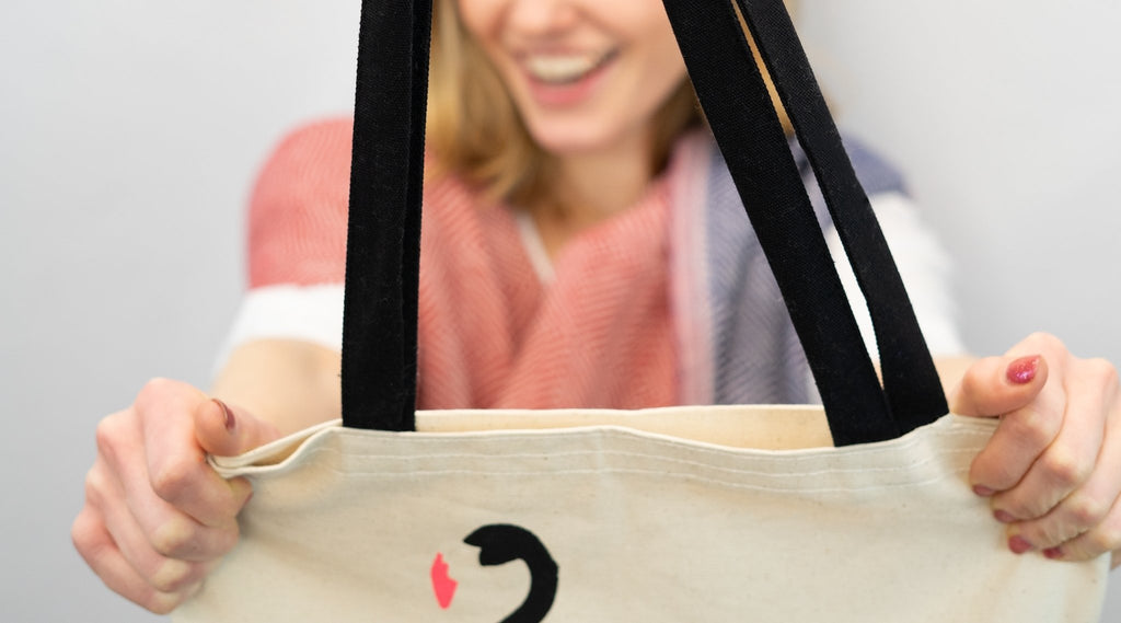 Don't forget your Tote Bag | Ethical Fashion | Hamamingo