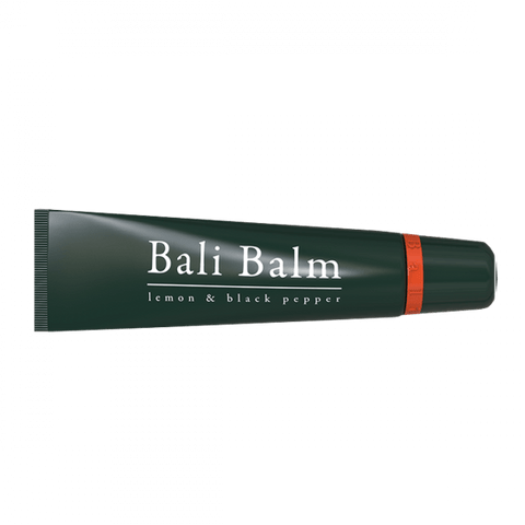 Natural Bali Balm in Lemon and Black Pepper flavour