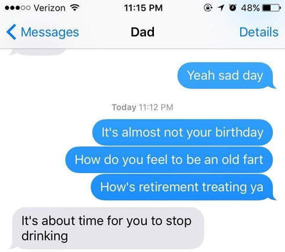 17 Sons And Daughters Who Drunk-Texted Their Parents In The Most Awkward Way Possible