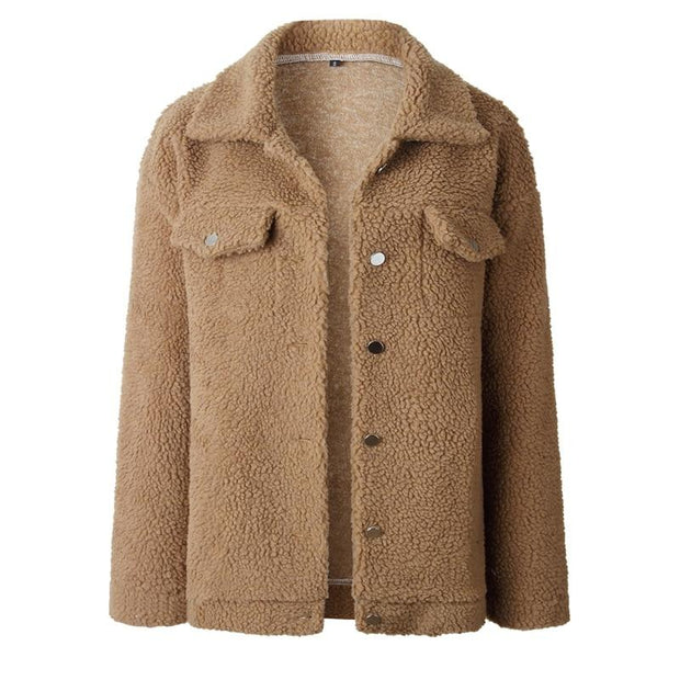 Amanda Teddy Coat - Brumont