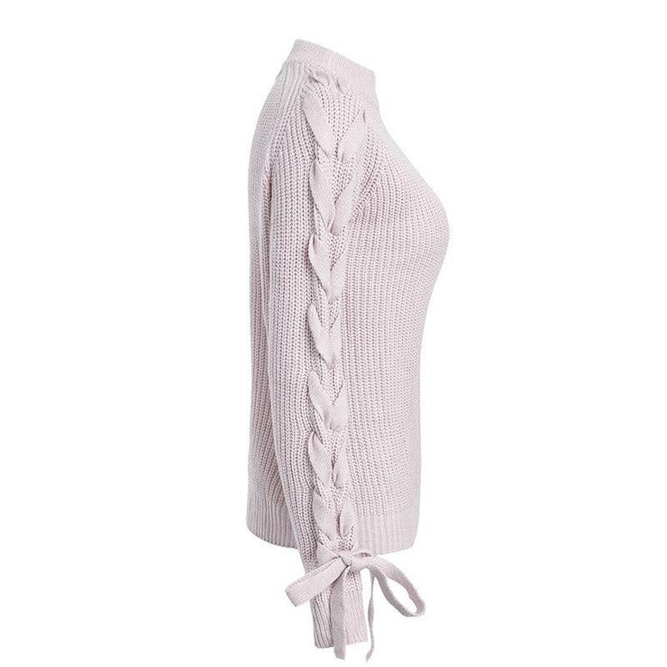 Bethany Knitted Sweater - Brumont