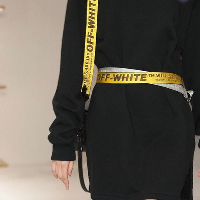 "Jess ""OFF WHITE"" Belt"