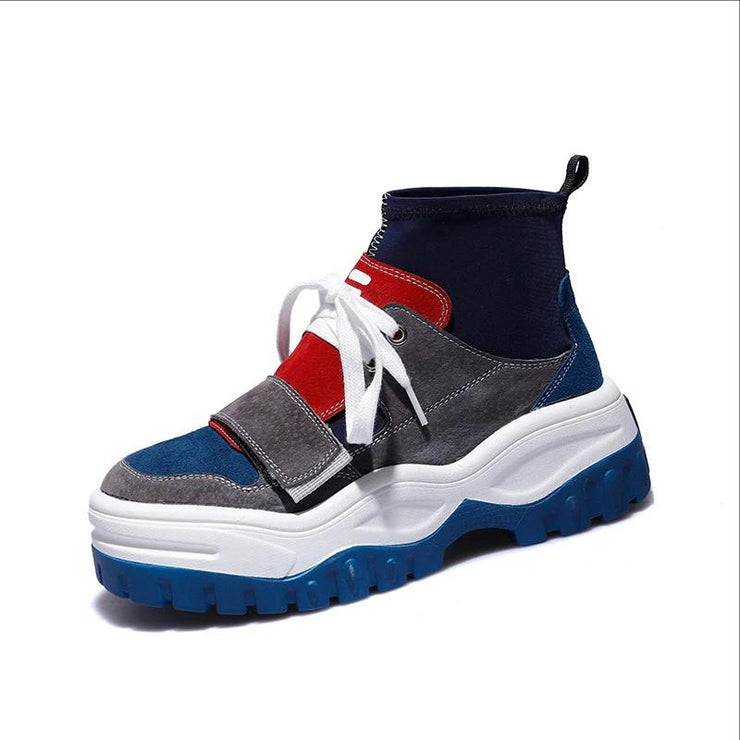 Macey High Top Trainers