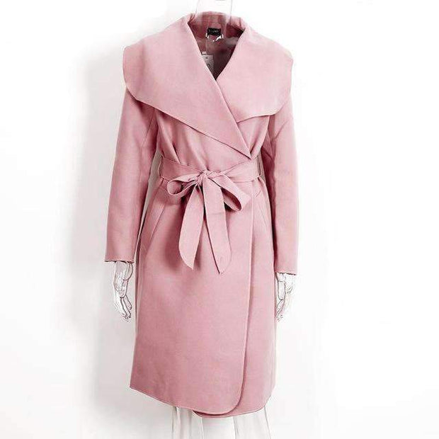 Shirley Long Coat - Brumont