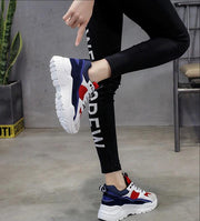 Lilou Mesh Trainers