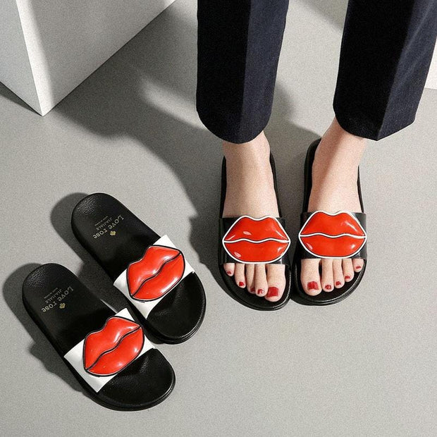 Kiss Me Slippers