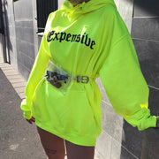 """Ella Expensive"" Neon Top"