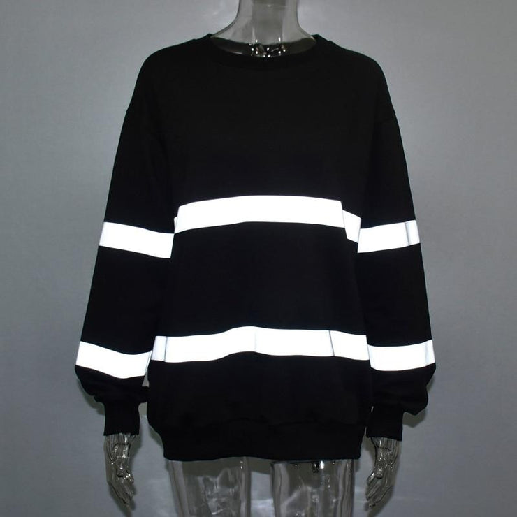Harvey Patchwork Sweatshirt