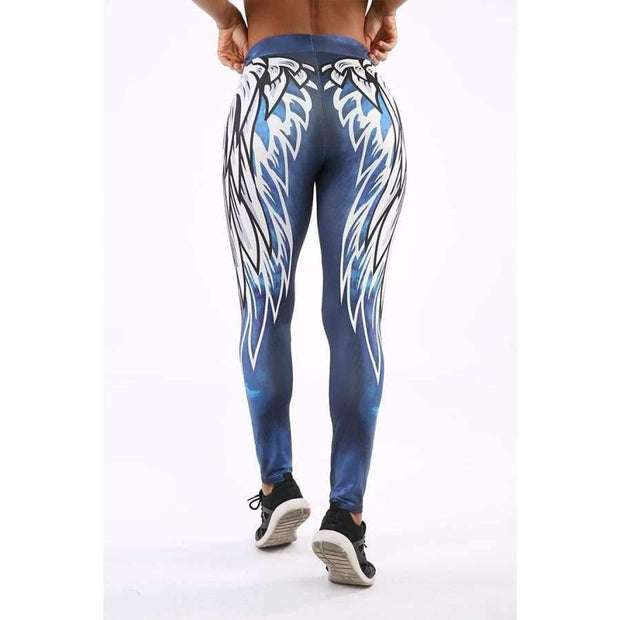 Angelica Leggings - Brumont