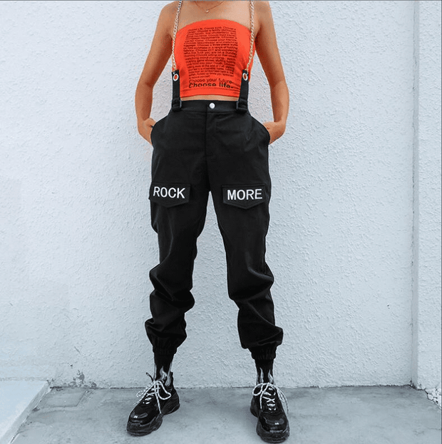 Tammy Patchwork Pants