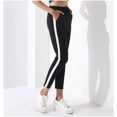Ivy Striped Pants - Brumont