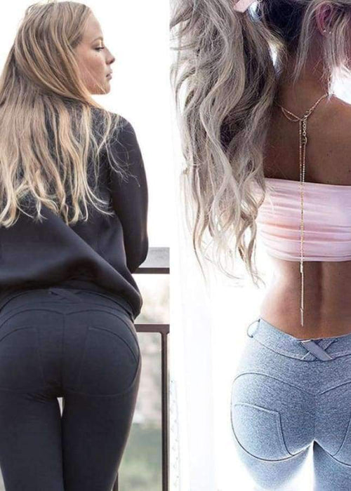 Johana - Push Up Leggings - BRUMONT