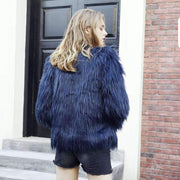 Khloe Fur Coat - Brumont
