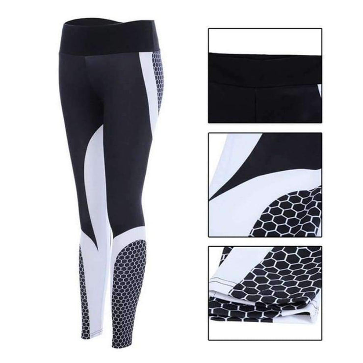 Lamia Leggings - Brumont