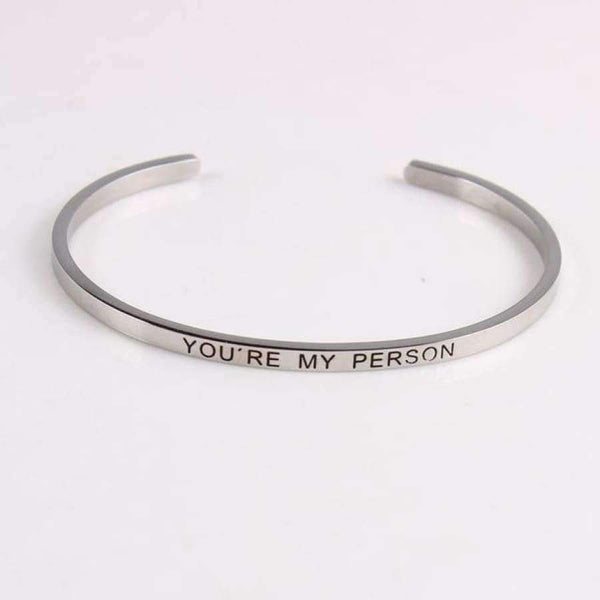 Mantra Bangles - My Person