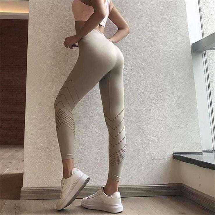 Mariah Seamless Leggings - Brumont