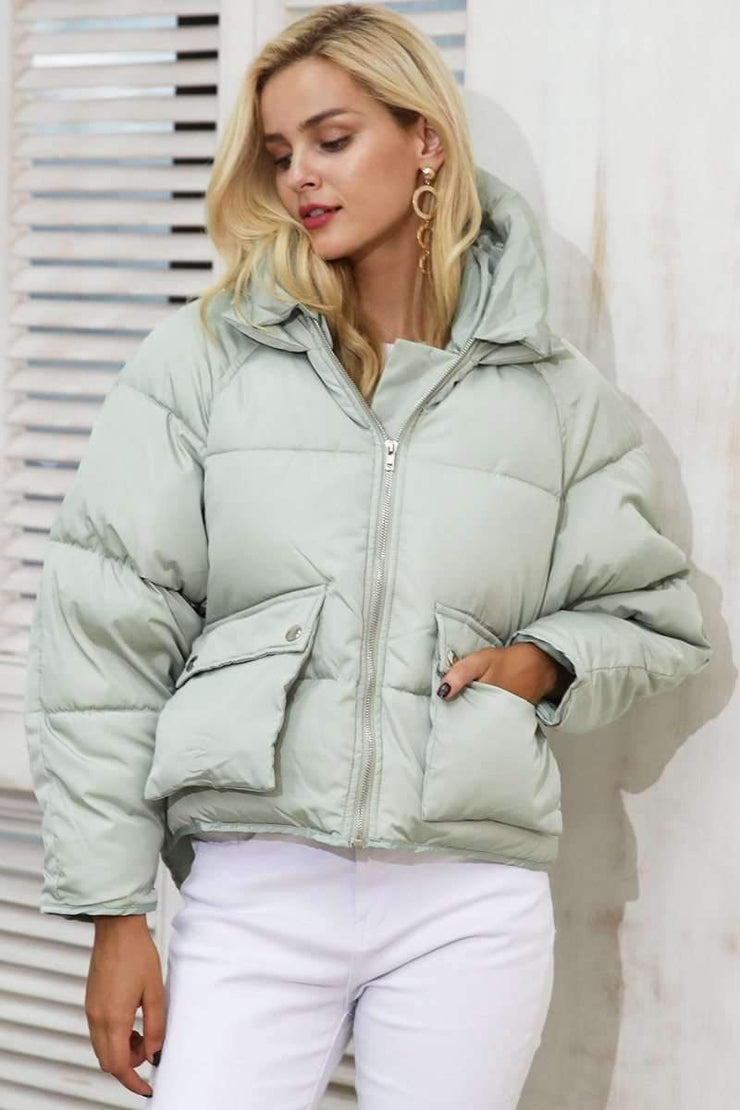 Morgan Puffer Jacket - Brumont