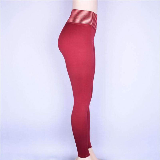 Kathryn - Push Up Leggings - Brumont