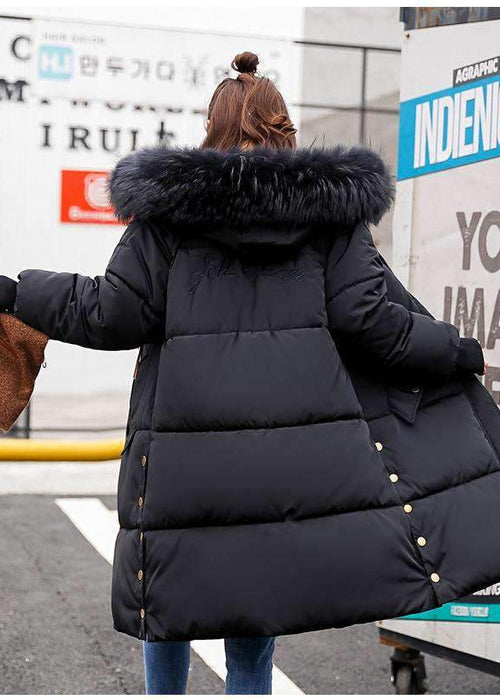 Kim Oversized Winter Jacket - BRUMONT