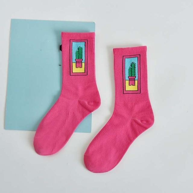 "Jojo ""Bright Moon"" Socks"