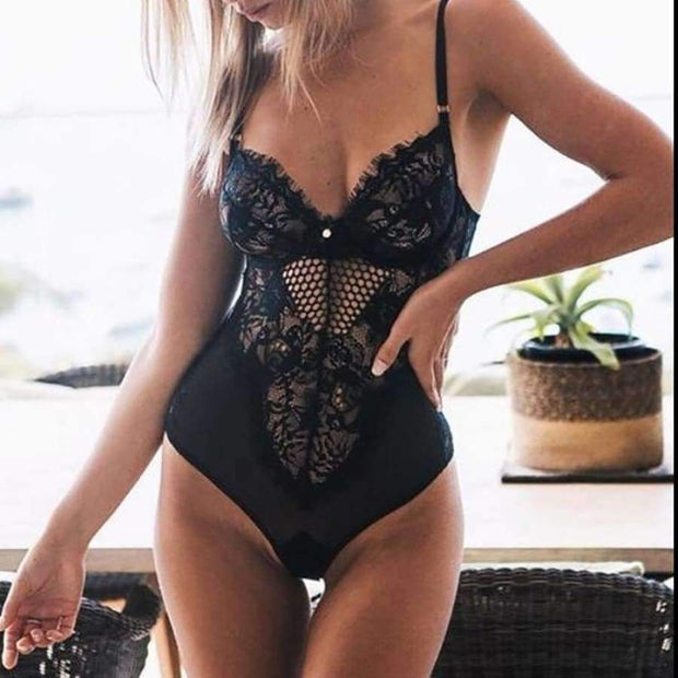 Wild Thoughts Bodysuit - Brumont