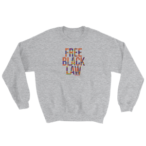 FreeBLACKLaw Signature Sweatshirt