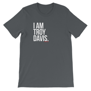 """I Am Troy Davis"" T-Shirt"