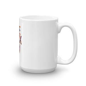 FreeBLACKLaw Kente Mug