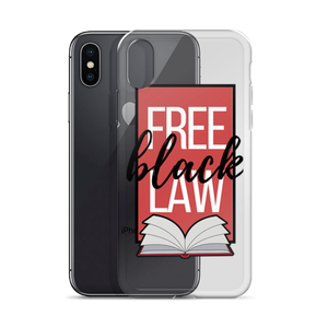FreeBLACKLaw Logo Case