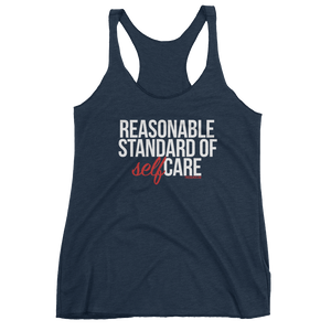 Reasonable Standard Racerback Tank