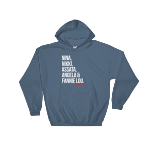 Lady Freedom Fighters Hoodie