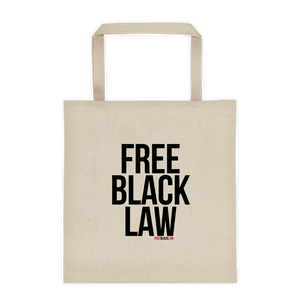 FreeBLACKLaw Signature Tote