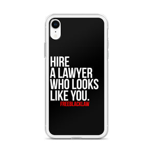 """Hire POC"" iPhone Case"