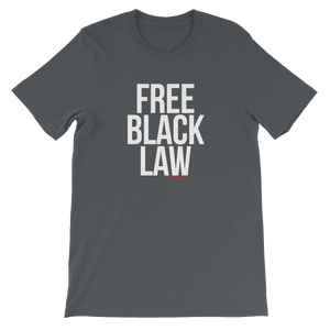 FreeBLACKLaw Signature T-Shirt