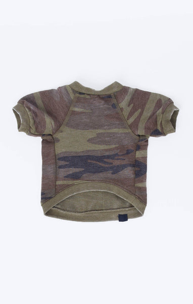 Camo T for the Pup - Zoo Supply