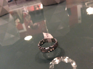 """Love Yourself"" Silver Ring"