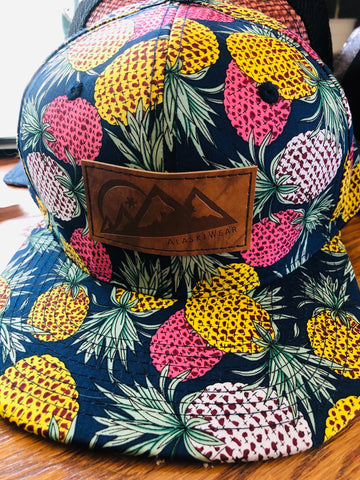 Alaskiwear Trucker Hat - Pineapple Adult