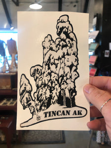 Tincan AK Sticker by Hulin