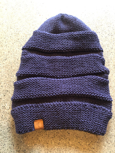 Slouchy Panel Beanie Assorted