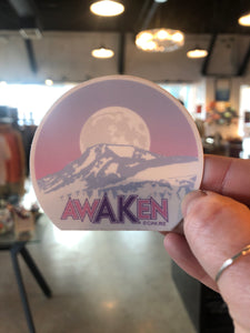 AwAKen Sticker