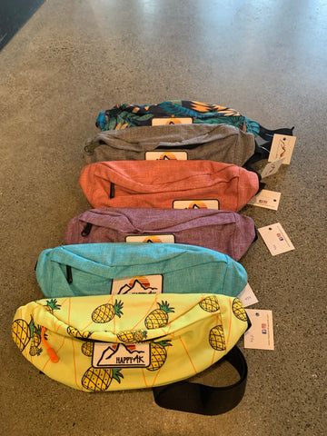 Happy AK Fanny Pack Assorted