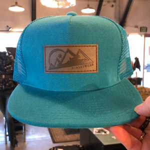 Alaskiwear Adult Trucker - Teal