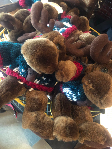 Moose Stuffy